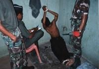 La torture est toujours couramment utilisée dans le monde