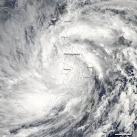 Philippines : le typhon Haiyan tue plus de 10 000 personnes