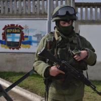 Ukraine-Russie : forces militaires en présence