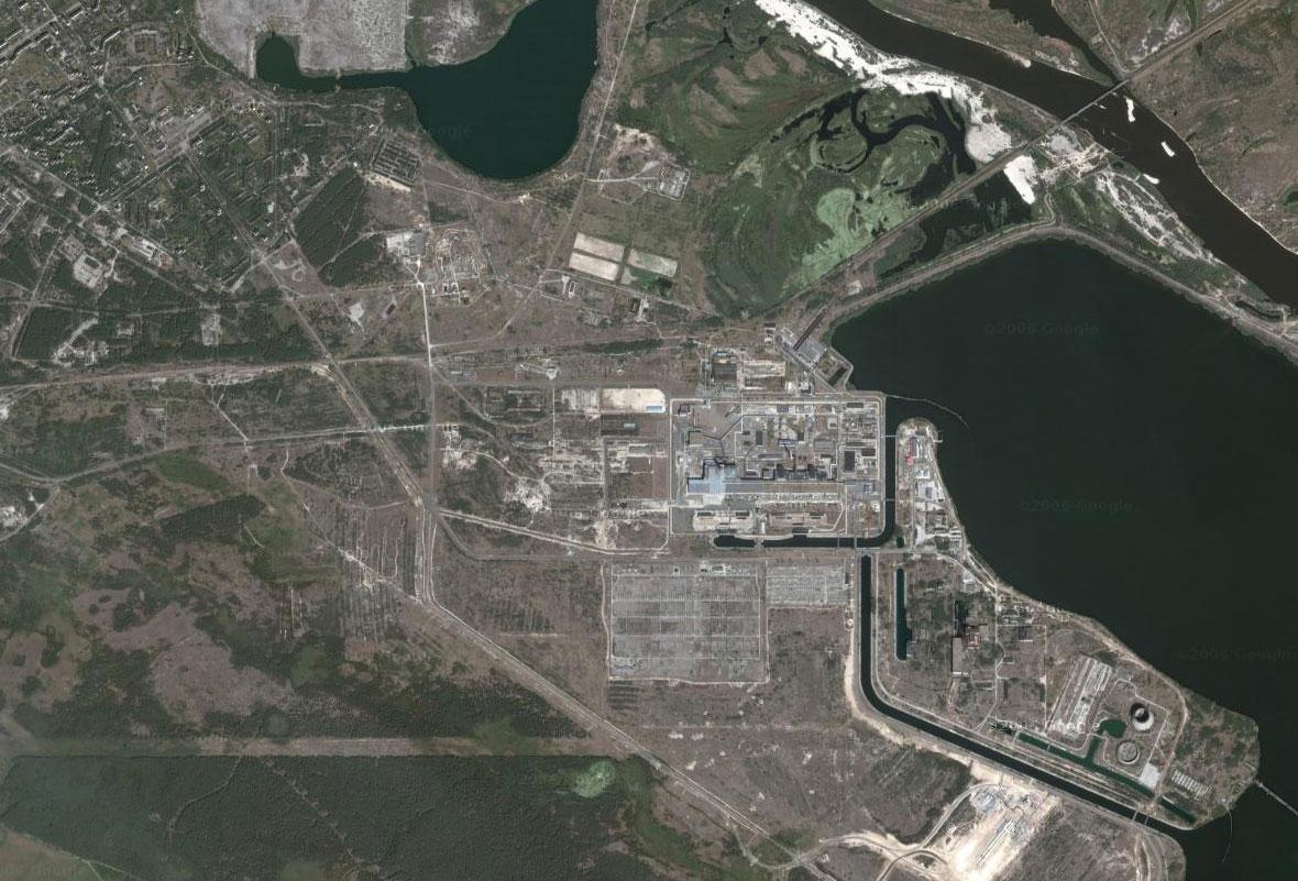 Ukraine - Tchernobyl