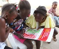 230 millions d'enfants en zones de guerre