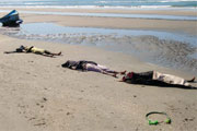 Trafic d'êtres humains : 35 noyés lors d'une traversée du golfe d'Aden