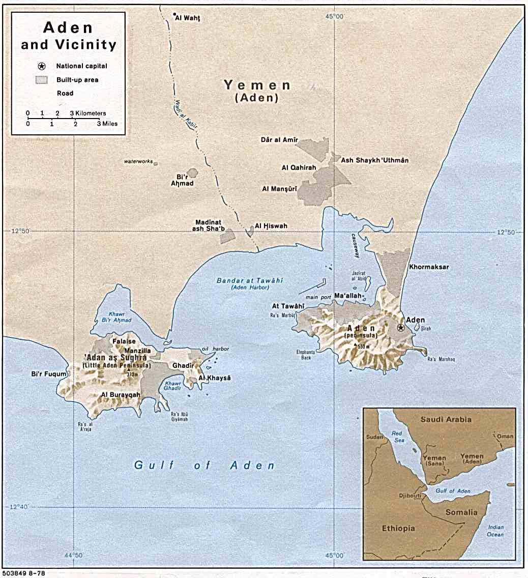 Aden - région