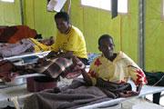 Zimbabwe : recule du choléra